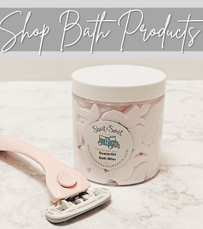 Shop Bubble Bath & Whipped Soap | Short and Sweet Body Care