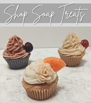 Shop Soap Cupcakes & Macaron Treats on Short & Sweet Body Care