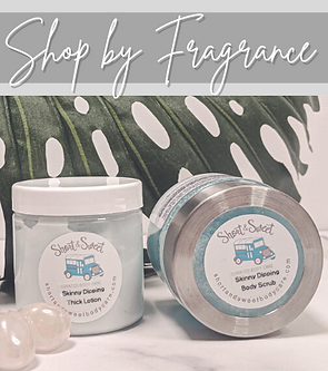 Shop by Fragrance Types on Short & Sweet Body Care