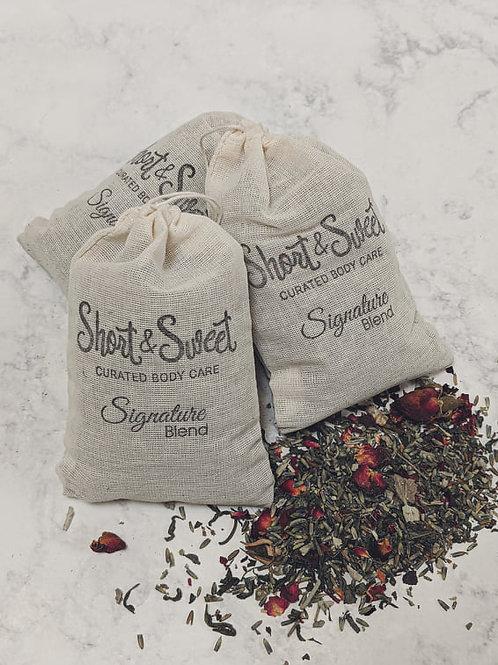 Signature Bath Tea Bag
