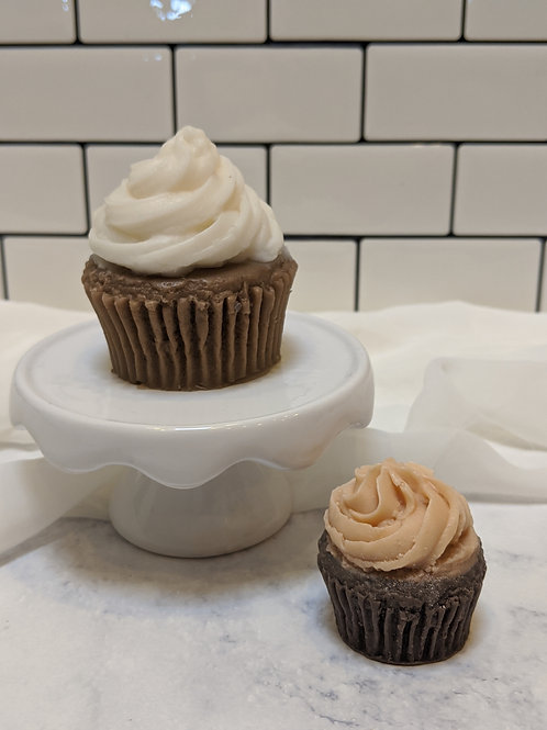 Mother's Day Cupcake Soap