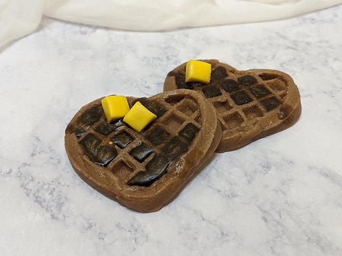 Heart Waffle Soap