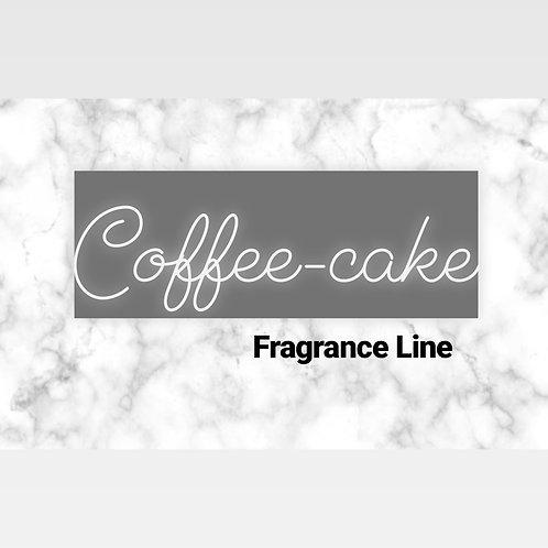 Coffee-Cake Fragrance Line
