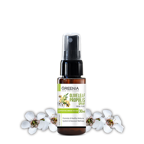 OLIVE LEAF EXTRACT PROPOLIS SPRAY 'HEALTHY IMMUNE SYSTEM' 30ML