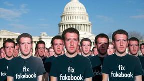 Elon Musk culpa a Facebook y Mark Zuckerberg por Capitol Riot.