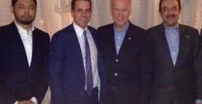Foto muestra a Joe Biden reuniéndose con el supuesto socio comercial de Hunter de Kazajstán.
