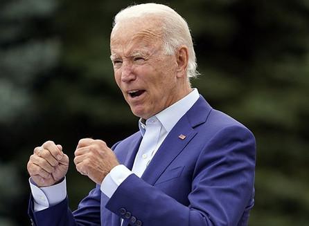Casi el 95 por ciento de las donaciones de Silicon Valley se han ido a Joe Biden.