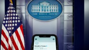"""""""Bloqueo de las cuentas de Trump por tecnológicas demuestra que ya son más poderosos que gobiernos."""