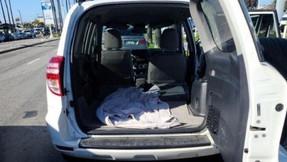 Convoy de contrabandistas termina con 14 migrantes en custodia en California cerca de la frontera.