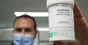 Estudio confirma beneficios de dexametasona en pacientes graves de covid-19.