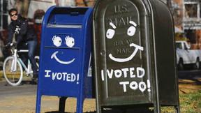Verificación de hechos: Obama-Biden eliminaron al menos 14.000 buzones de correo.