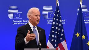 El 'anti-británico' Biden interfiere en conversaciones sobre el brexit y se pone del lado de la UE.