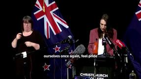 Ardern de Nueva Zelanda levanta las restricciones de coronavirus en Auckland.