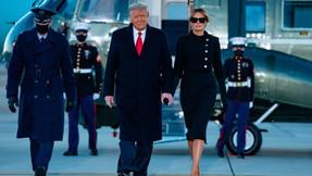 Presidente Trump considera formar el Partido Patriota.