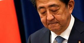Shinzo Abe: el primer ministro de Japón renuncia por razones de salud.