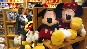 Disney cerrará 60 tiendas y se centrará en el comercio electrónico.