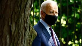 Biden se marcha cuando le preguntan sobre la incautación del portátil de su hijo por parte del FBI.