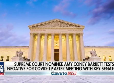 Rick Scott: Casos de covid 19 en Senado de los EE. UU. No cambiarán confirmación de Amy Coney Barret
