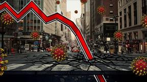 Goldman Sachs dice que las economías se reducirán un 35% y el oro llega a su máximo de 7 años.