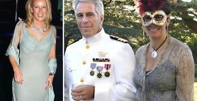 Condesa que voló en Lolita Express de Epstein 32 veces abandona organización de protección infantil.