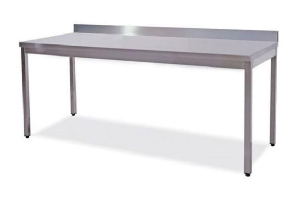 Tavolo acciaio inox
