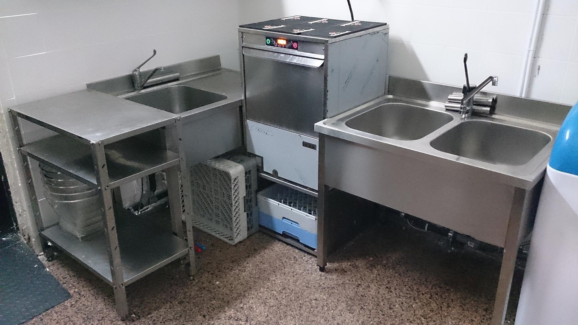 Angolo lavaggio