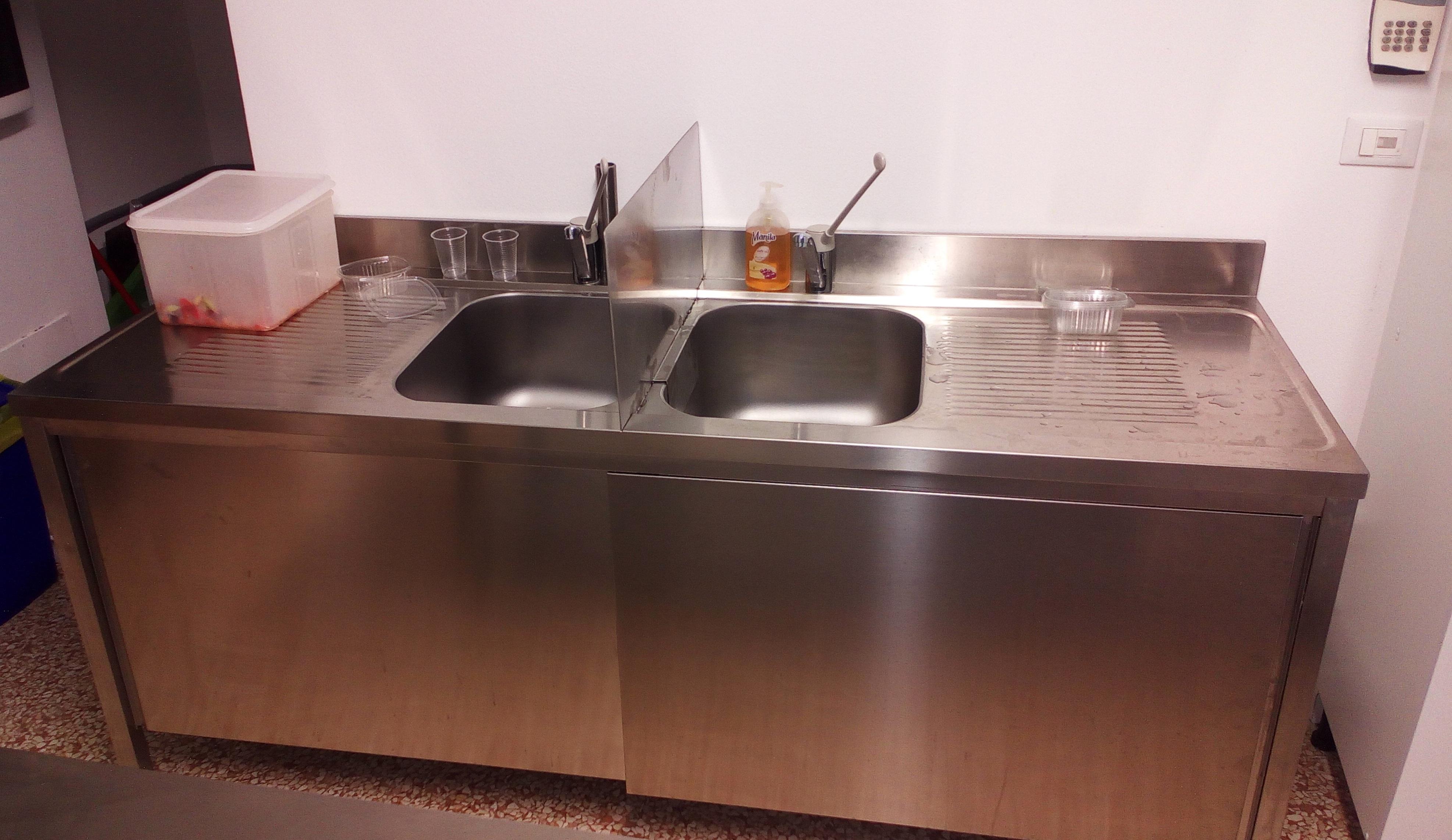 Zona lavaggio