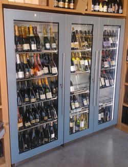 Vetrine vino