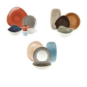 Porcellane colorate IDEA ALBERGO