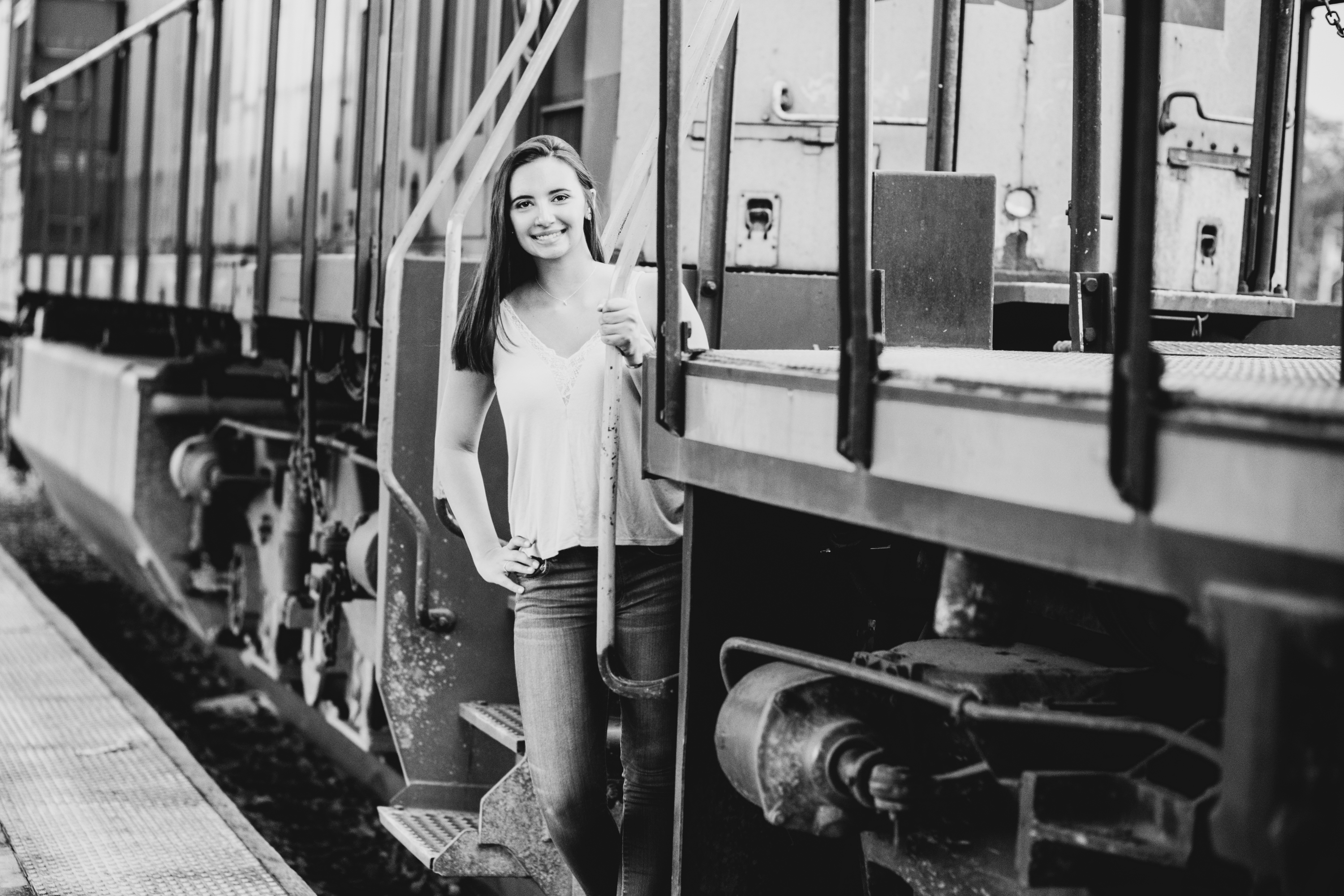 Location Senior Portrait
