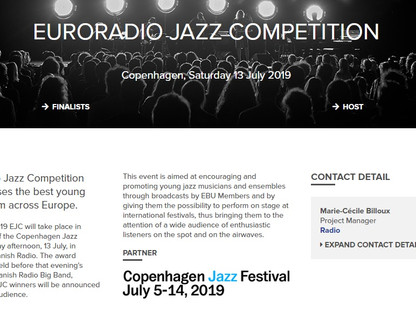 Trance Trio - Finalist of the Euroradio Jazz Competition 2019
