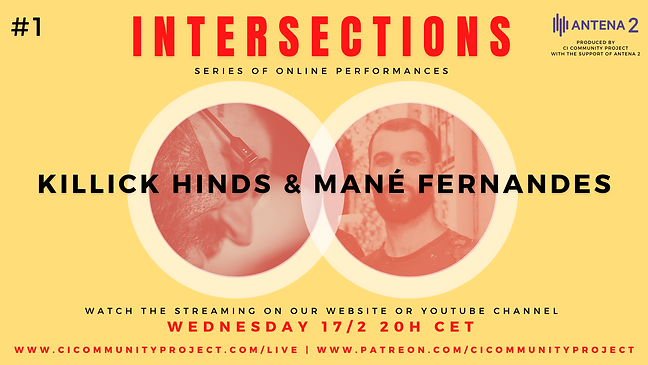 #1 - INTERSECTIONS - KILLICK HINDS & MAN