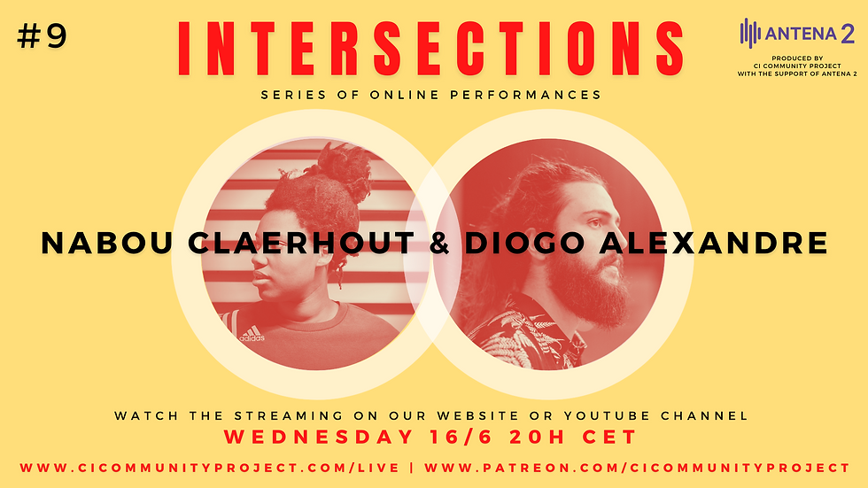 #9 - INTERSECTIONS - NABOU CLAERHOUT & D