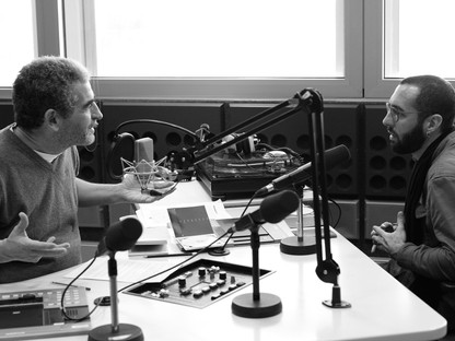 New interview at Antena 2 radio