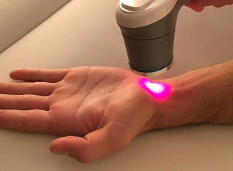 An Introduction to High Intensity Infrared Laser Therapy