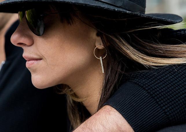 Pack Limitless - Klic Diamond rose gold + earrings S rose gold