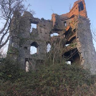 Ruins of Black Castle