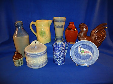 Antique Stoneware by type