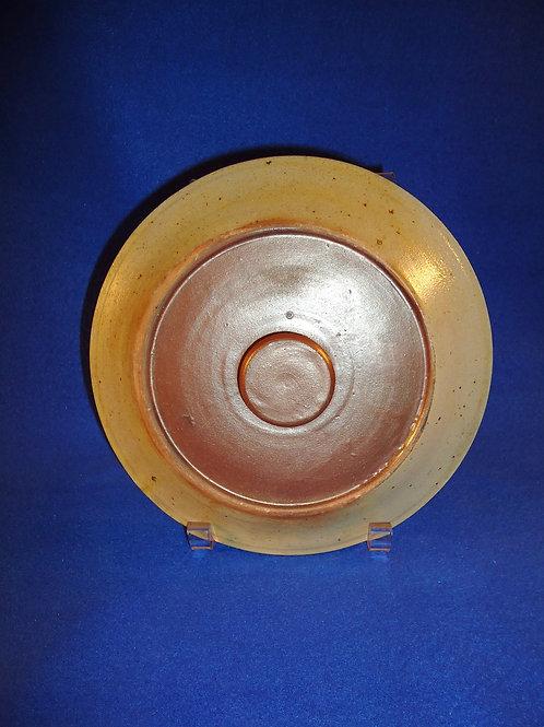 "8 1/2"" Salt Glaze Stoneware Lid"