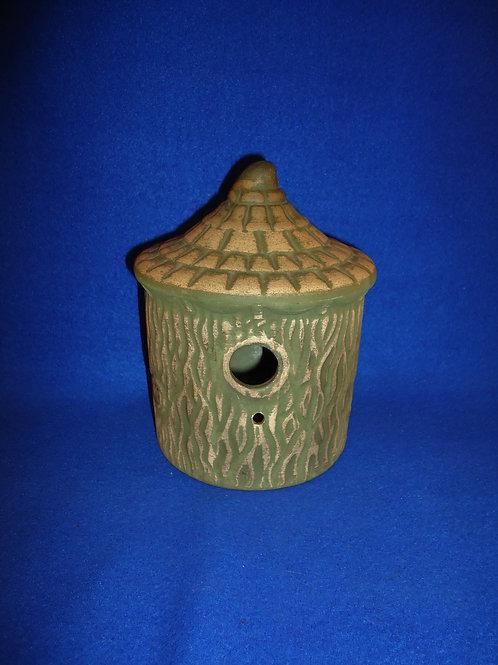 Early 20th Century Stoneware Birdhouse #5222