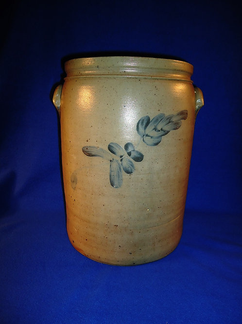 4 Gallon Stoneware Jar, att. R. J. Grier of Chester County, Pennsylvania
