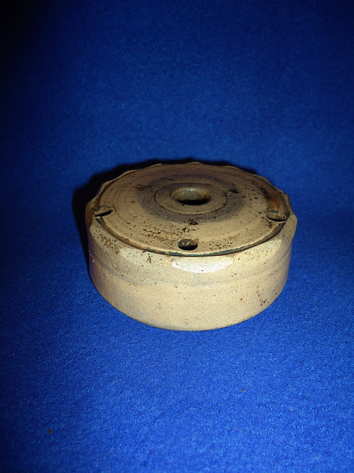 Early 19th Century Stoneware Inkwell