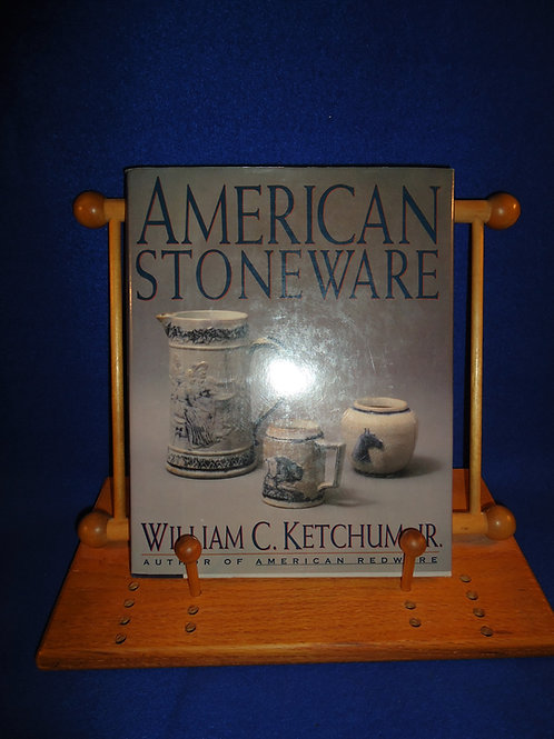 American Stoneware by William C. Ketchum, Jr., #4827