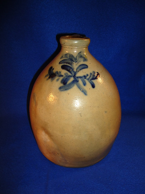 Wm. H. Ingell, Taunton, Massachusetts 1 Gallon Stoneware Jug