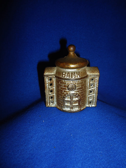 Domed Mosque Cast Iron Bank, Smallest Size #5250