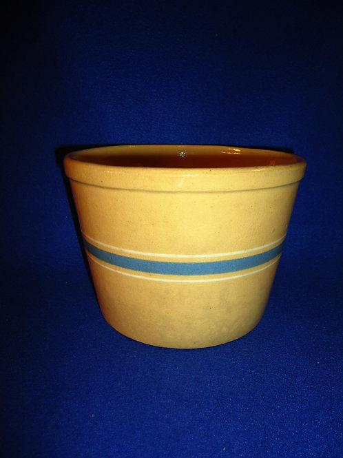 Uncommon Yellow Ware Egg Bucket