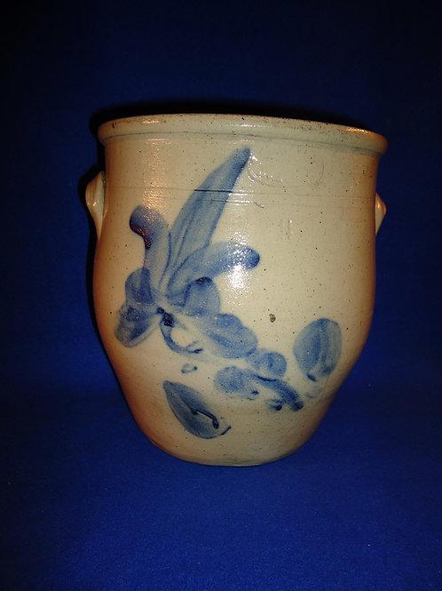 A. E. Smith and Sons, Peck Slip, New York Stoneware Cream Pot
