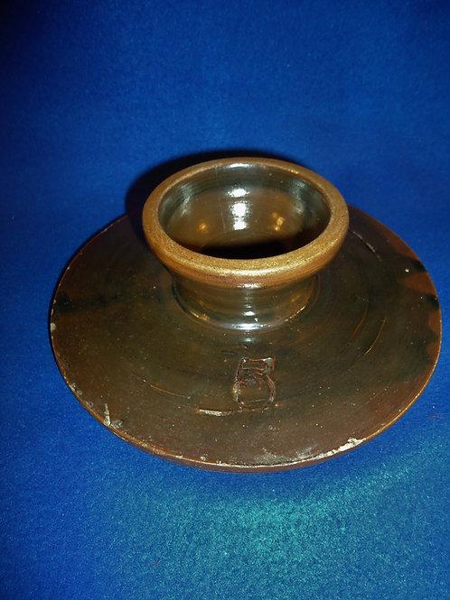 5 Gallon Stoneware Churn Lid or Guide