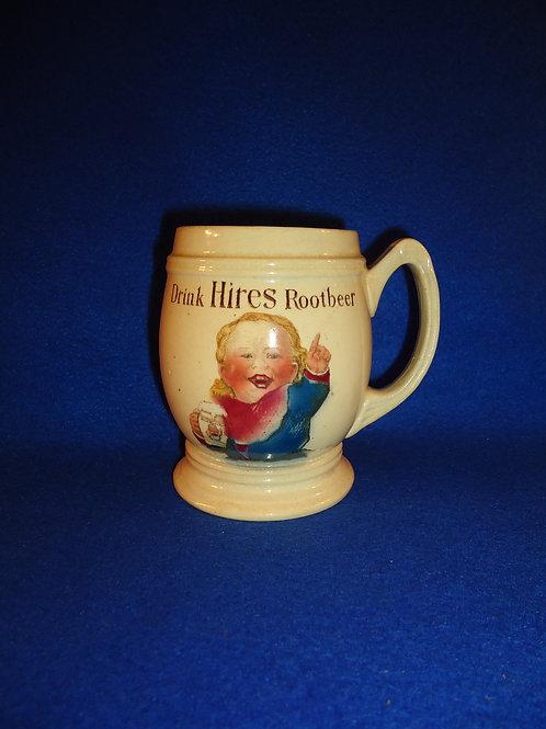 Hires Root Beer Stoneware Mug by Villeroy & Boch, Mettlach, Germany