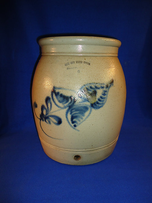 Gate City Stoneware Water Cooler 1886